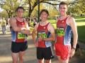 Paul, Ewin and Ed post run
