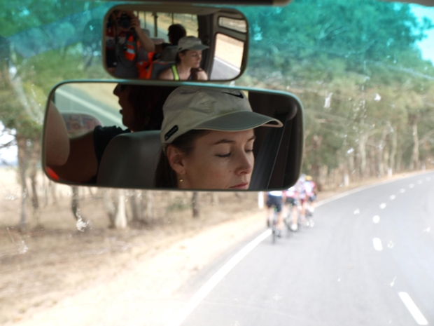 Caro and the fellsa on the road 3